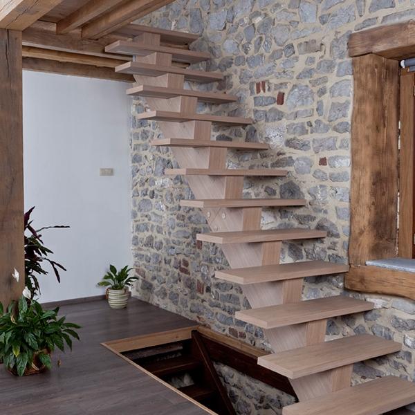 Escalier gedimat comobe - Escalier de maison exterieur ...